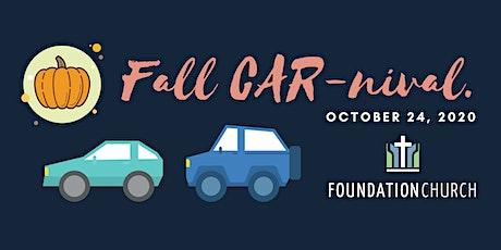 Fall CAR-nival tickets