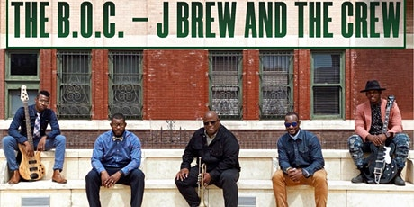 Copy of The B.O.C. - J Brew and the Crew tickets
