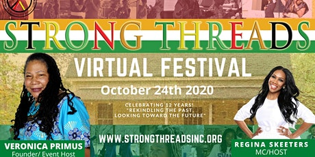 The Virtual Strong Threads African American Festival 2020 tickets