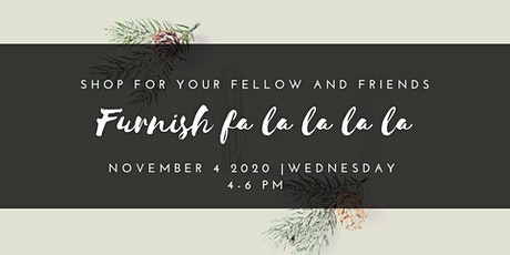 Furnish by Isabey Interiors Holiday Gift Party tickets
