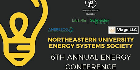 6th Annual Northeastern University Energy Conference 2020 tickets