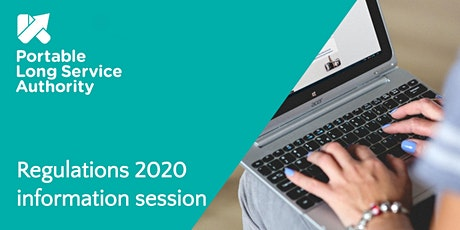 Regulations 2020 information session tickets