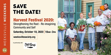 Harvest Festival 2020 tickets