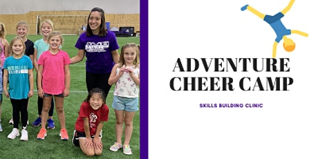 Adventure Cheer Clinic tickets
