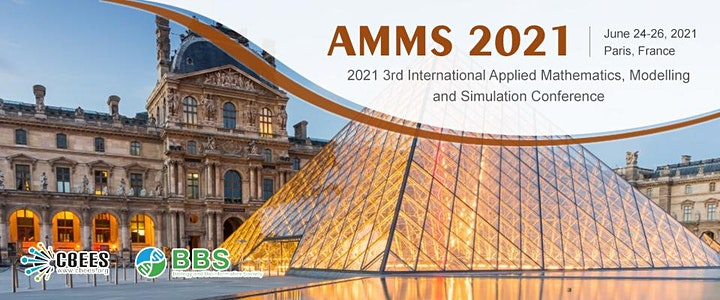 3rd Intl. Applied Mathematics, Modelling & Simulation Conference (AMMS 202) image