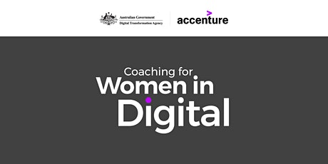 Information session: Coaching for Women in Digital  program tickets