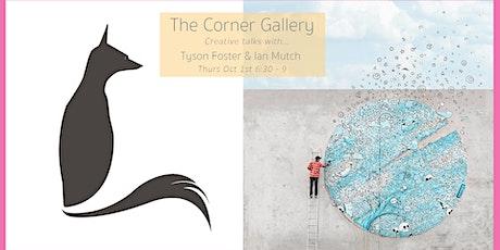 Ian Mutch & FoxLab Fine Art | Creative Talks tickets