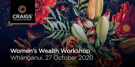Women's Wealth Workshop - Whanganui tickets