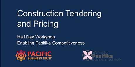 WELLINGTON | Construction Pricing and Tendering tickets