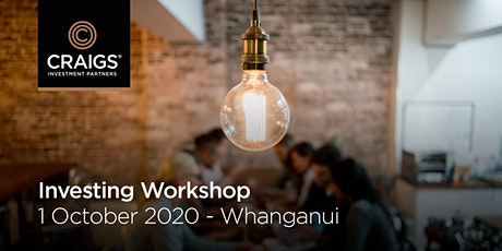 Investing Workshop - Whanganui tickets