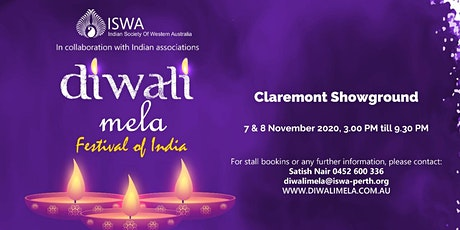 Diwali Mela 2020, Festival of India tickets