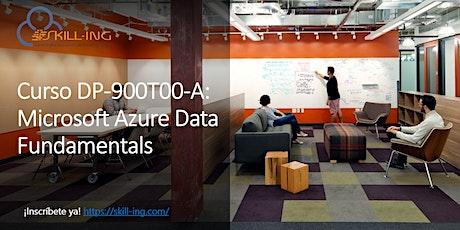 Curso DP-900T00-A: Microsoft Azure Data Fundamentals - Gratis entradas
