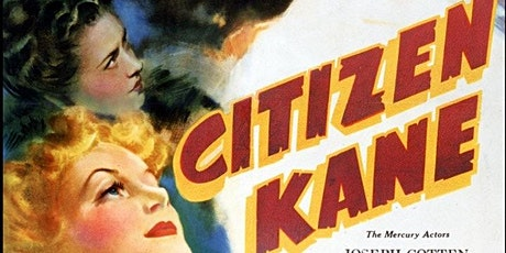 Friday Night Movie Series @ the Winery: Citizen Kane - Nov 27 tickets