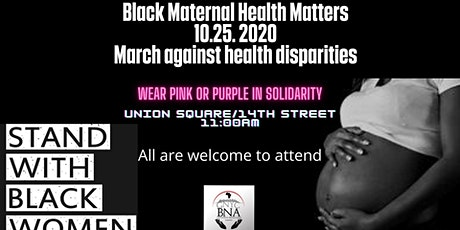 Thousand Women's March for Black Maternal Health tickets