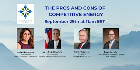 The Pros and Cons of Competitive Energy tickets