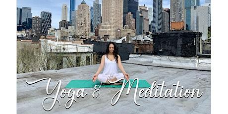 Kundalini Yoga & Meditation | Sundays 11am | Virtual Zoom Class Tickets
