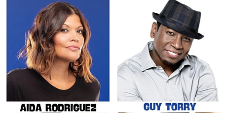 AIDA RODRIGUEZ & GUY TORRY LIVE! tickets