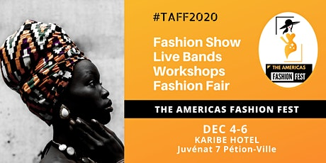 The Americas Fashion Fest 2020 - Designers' Packages tickets