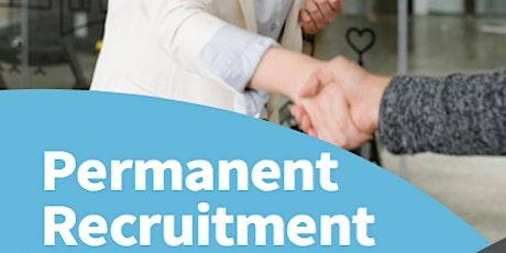 Permanent Recruitment 2 - RPO Providers tickets