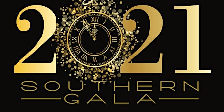 New Year's Eve 2021 Southern Gala boletos