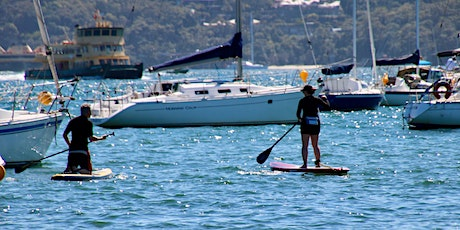 Private Stand Up Paddle Session for One or Two People tickets