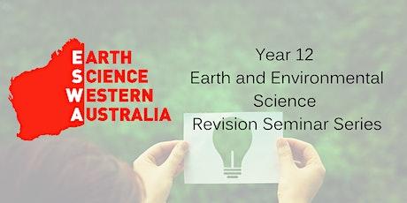 EES Revision Seminar - Unit 4 (2) tickets