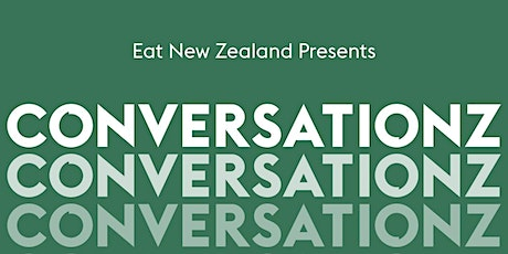 National Food Strategy ConversatioNZ - 4.0 tickets
