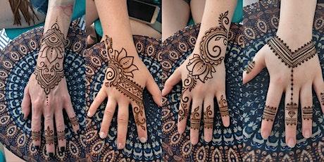 Halloween Henna with JessiKay tickets