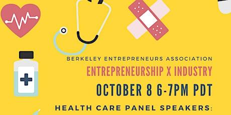 BEA - Entrepreneurship in Healthcare tickets