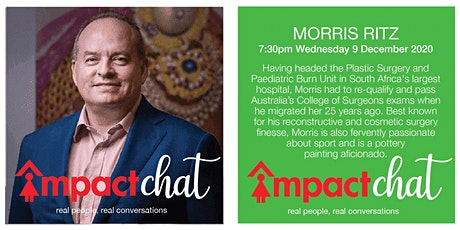 Real people, real conversations - Morris Ritz tickets