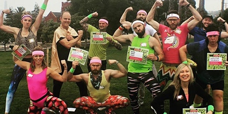 Fit Club Tropicana, a FUN, 80's Themed, Outdoor Workout tickets