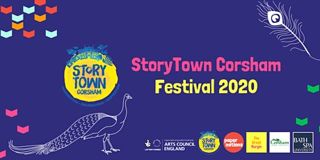 StoryTown Corsham: Fake Biographies and Honest Fiction tickets