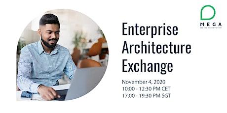 Enterprise Architecture Exchange 2020 tickets