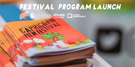 Festival Program Launch tickets