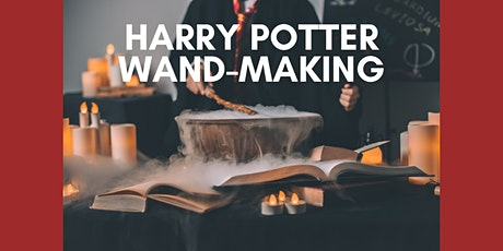 Ollivanders Wand Making (Coolbellup Library) - kids event tickets