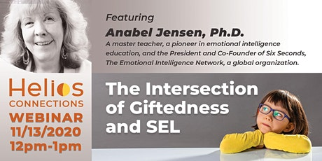 The Intersection of Giftedness and SEL tickets