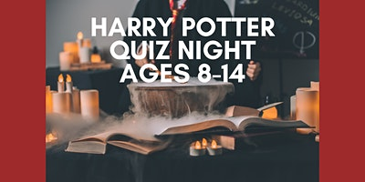 Hermione's Know-It-All Quiz Night ages 8-14(Spearwood Library) – kids event