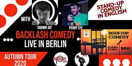 Backlash at Rooftop Comedy #13 - Backlashings of Sun! tickets