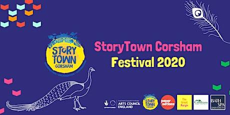 StoryTown Corsham: Don't Write Alone! Creative Writing Workshop tickets