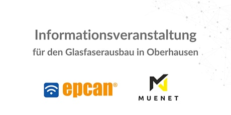Infoveranstaltung Oberhausen - 15.Oktober 2020 Tickets