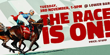 Melbourne Cup Race Day - THE RACE IS ON! tickets