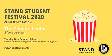 STAND Fest 2020 Film Screening: The Climate Limbo tickets