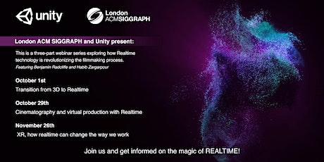 Cinematography and virtual production with Realtime tickets