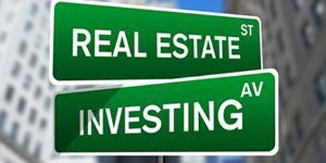 Real Estate Investing Intro - Connect with investors in your local market tickets