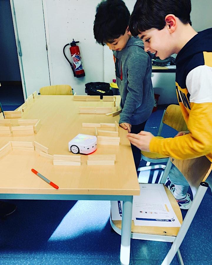 Image pour Ateliers de coding et programmation pour enfants