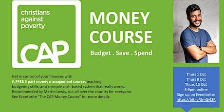 The CAP Money Course tickets
