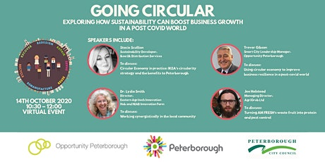 Going circular – how sustainability can boost business growth after COVID19 tickets