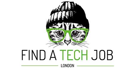 Find a Tech Job - London Tickets