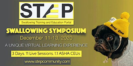 STEP Swallowing Symposium 2020 tickets