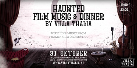 Haunted Film Music & Dinner tickets